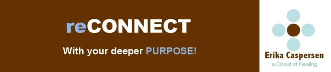 reconned with your deeper purpose banner